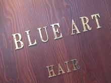 BLUE ART  | ブルーアート  のロゴ