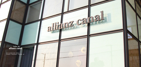 salon de'  allianz canal