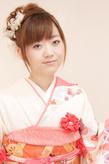 成人式&卒業式に☆清楚アップスタイル|UNLEASH HAIRのヘアスタイル