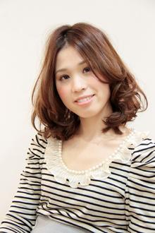セミディカール☆|UNLEASH HAIRのヘアスタイル