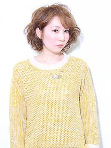 ふんわり春パーマ☆|UNLEASH HAIRのヘアスタイル