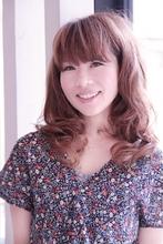 sweet☆セミディー|Chart Reuseのヘアスタイル