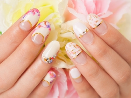 air heart Nail Design|airのネイル