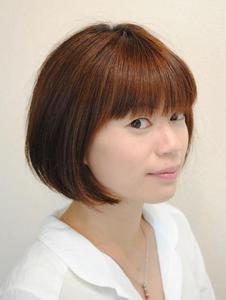 ベーシックボブ☆|Cure2のヘアスタイル