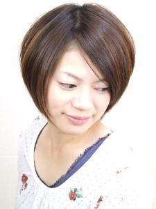 ★大人ショートボブ★|Cure2のヘアスタイル