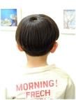 <キッズ> ☆ショートマッシュ☆