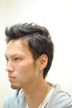 ソフトモヒカン☆|Cure2のメンズヘアスタイル
