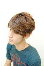 2ブロックボブ|Cure2のメンズヘアスタイル