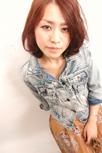 WARM COLOR 〜BOBSTYLE〜