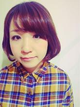 かわいいショートボブ|one by one CLACCA 大前 香のヘアスタイル