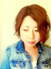 ショートボブ|one by one CLACCA 濱岡 あゆみのヘアスタイル