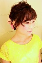 ショートアレンジ|one by one CLACCA 濱岡 あゆみのヘアスタイル