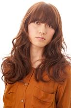 ナチュラルロング JEAN-CLAUDE BIGUINE 目黒店 高橋 史宏のヘアスタイル