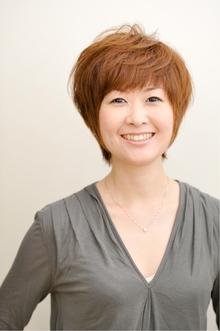 ナチュラルショート|JEAN-CLAUDE BIGUINE 目黒店のヘアスタイル
