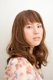 ふんわり広がるAラインシルエット|JEAN-CLAUDE BIGUINE 目黒店のヘアスタイル