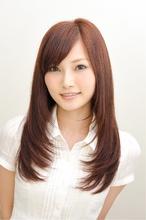 クールビューティ★ワンカールストレートスタイル|JEAN-CLAUDE BIGUINE 目黒店のヘアスタイル
