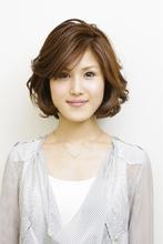 Sカールで作るコンサバティブヘア JEAN-CLAUDE BIGUINE 目黒店 山本 真里のヘアスタイル