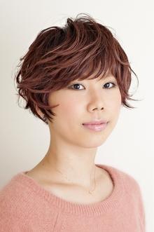 マニッシュガーリーショート|JEAN-CLAUDE BIGUINE 目黒店のヘアスタイル