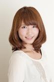 ナチュラルガーリーミディアム|JEAN-CLAUDE BIGUINE 目黒店のヘアスタイル