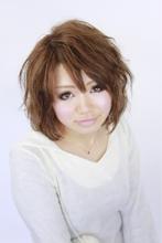 愛されフワフワグラデーションボブ|JEAN-CLAUDE BIGUINE 目黒店 町田 一晃のヘアスタイル