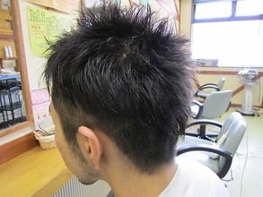 メンズショート★ツーブロック|びゅうてぃぷらざコア 東岩槻店のメンズヘアスタイル