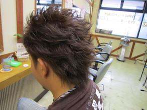 メンズツーブロックスタイル|びゅうてぃぷらざコア 東岩槻店のメンズヘアスタイル