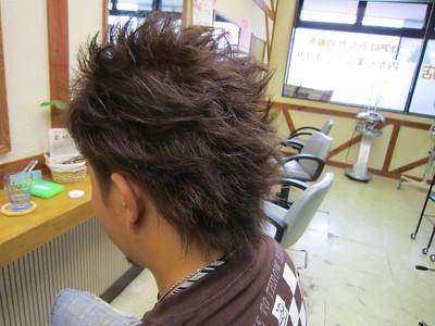 メンズツーブロックスタイル|びゅうてぃぷらざコア 東岩槻店のヘアスタイル