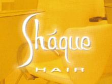 Shaque HAIR  | シェイク ヘア  のロゴ