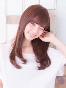 王道モテロングスタイル|L'avenir for hairのヘアスタイル