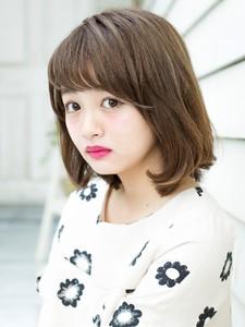 伸ばしかけにも☆インナーカラー×ボブディ|L'avenir for hairのヘアスタイル