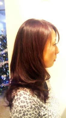 ローレイヤー巻き髪|onenessのヘアスタイル
