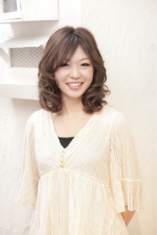 KPAウェーブ|Polaris hair&make 五反田のヘアスタイル