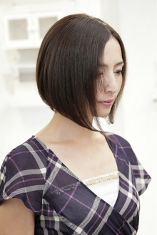 ラフィネボブ Polaris hair&make 五反田のヘアスタイル