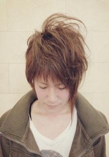 トルネードスタイル|T's gallery -bright-のヘアスタイル