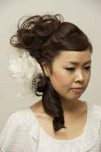 Happy☆Wedding|OPENSESAMEのヘアスタイル
