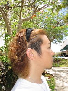 MIXカーリースタイル|OPENSESAMEのヘアスタイル