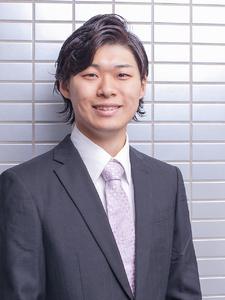 デキるビジネスマンのミディアムウェーブスタイル|Hair Salon GINZA MATSUNAGA 築地店のヘアスタイル