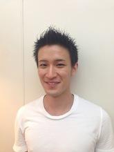 カットバランスで似合わせるソフモヒ風ショート hair Salon GINZA MATSUNAGA 新宿店のヘアスタイル