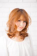 フルレイヤーセミディー|hair make MIKIのヘアスタイル