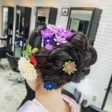 ヘアセット|hair make MIKI 森居 美和のヘアスタイル