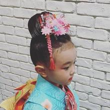 七五三アップスタイル|hair make MIKIのヘアスタイル