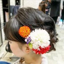 ヘアセット|hair make MIKIのヘアスタイル