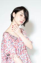 アンニュイショート|hair make MIKIのヘアスタイル