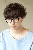 メンズマッシュパーマ|hair make MIKIのヘアスタイル