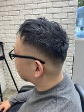 フェードカット|hair make MIKI 飯塚 克也のメンズヘアスタイル