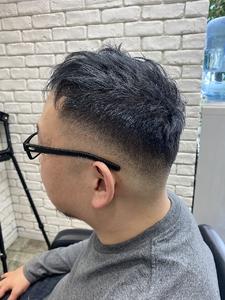 フェードカット|hair make MIKIのヘアスタイル