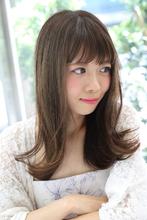 ツヤ髪サラサラストカール|hair make MIKIのヘアスタイル