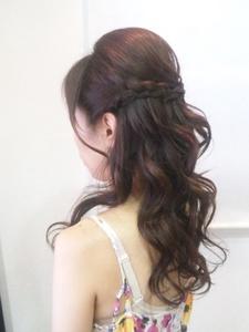 キュートでエレガント|Hair Studio [Pri:z]のヘアスタイル