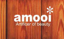 amooi Artificer of beauty  | アモーイ  のロゴ