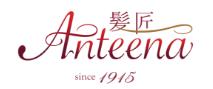 髪匠 Anteena  | アンティーナ  のロゴ